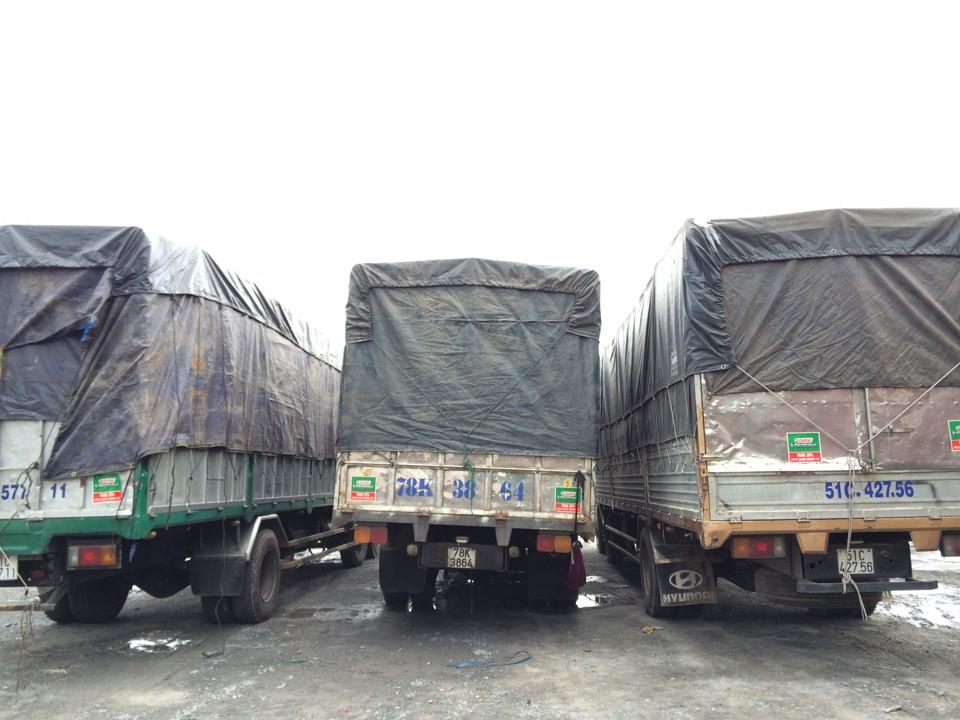 Chành xe tải ghép hàng vận chuyển đi Điện Biên Phủ giá rẻ
