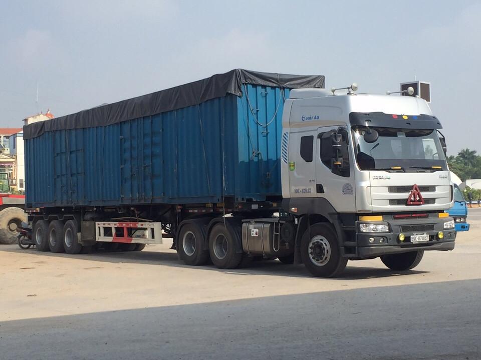 Chành xe tải ghép hàng vận chuyển đi Hòa Bình giá rẻ